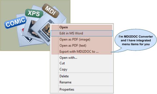 Mdi To Pdf Converter